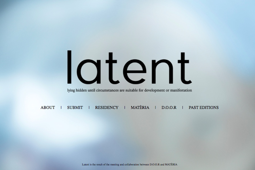 LATENT CALL-SECOND EDITION