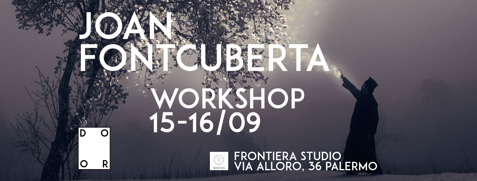 Joan Fontcuberta/Workshop