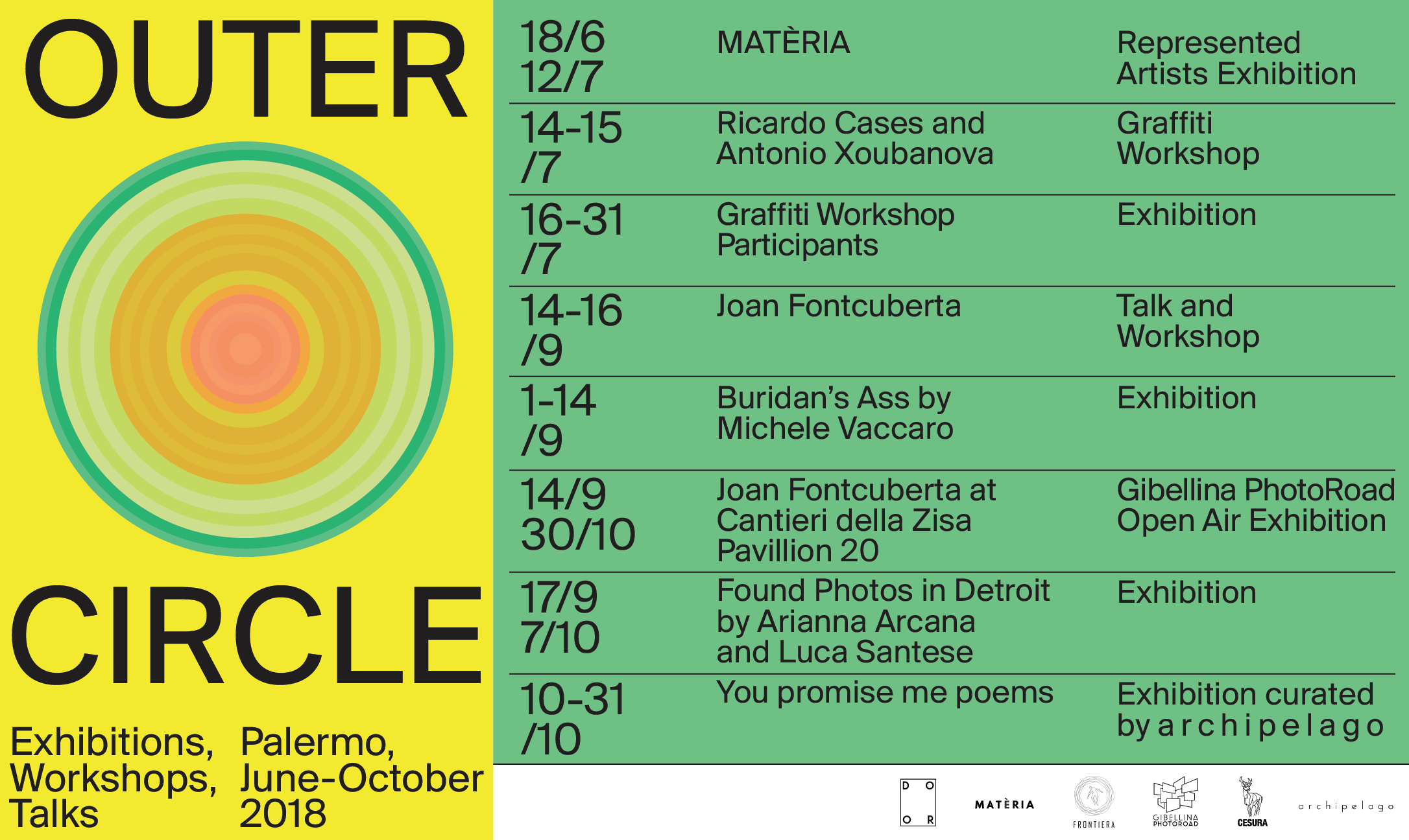 Outer Circle/Palermo