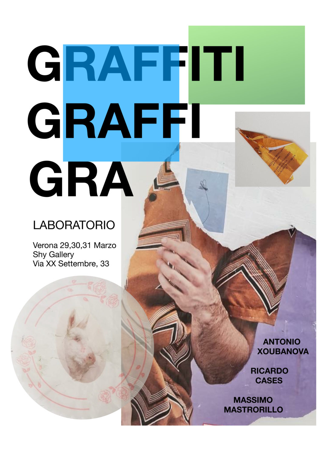 Graffiti Workshop/Verona
