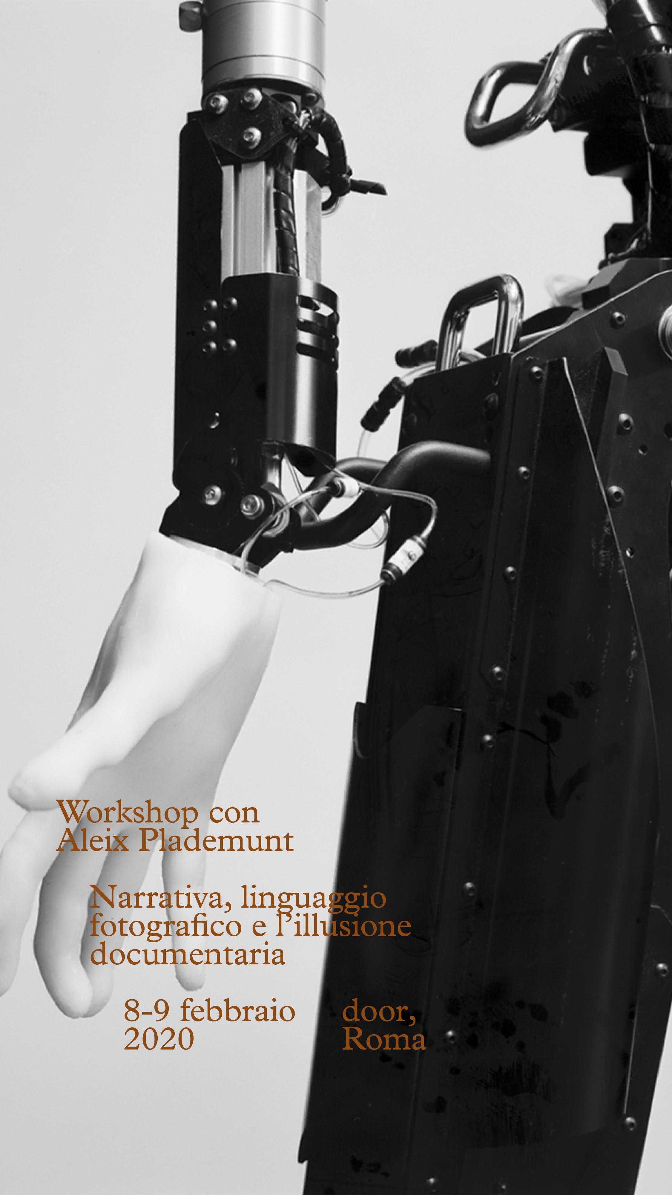 Workshop con Aleix Plademunt