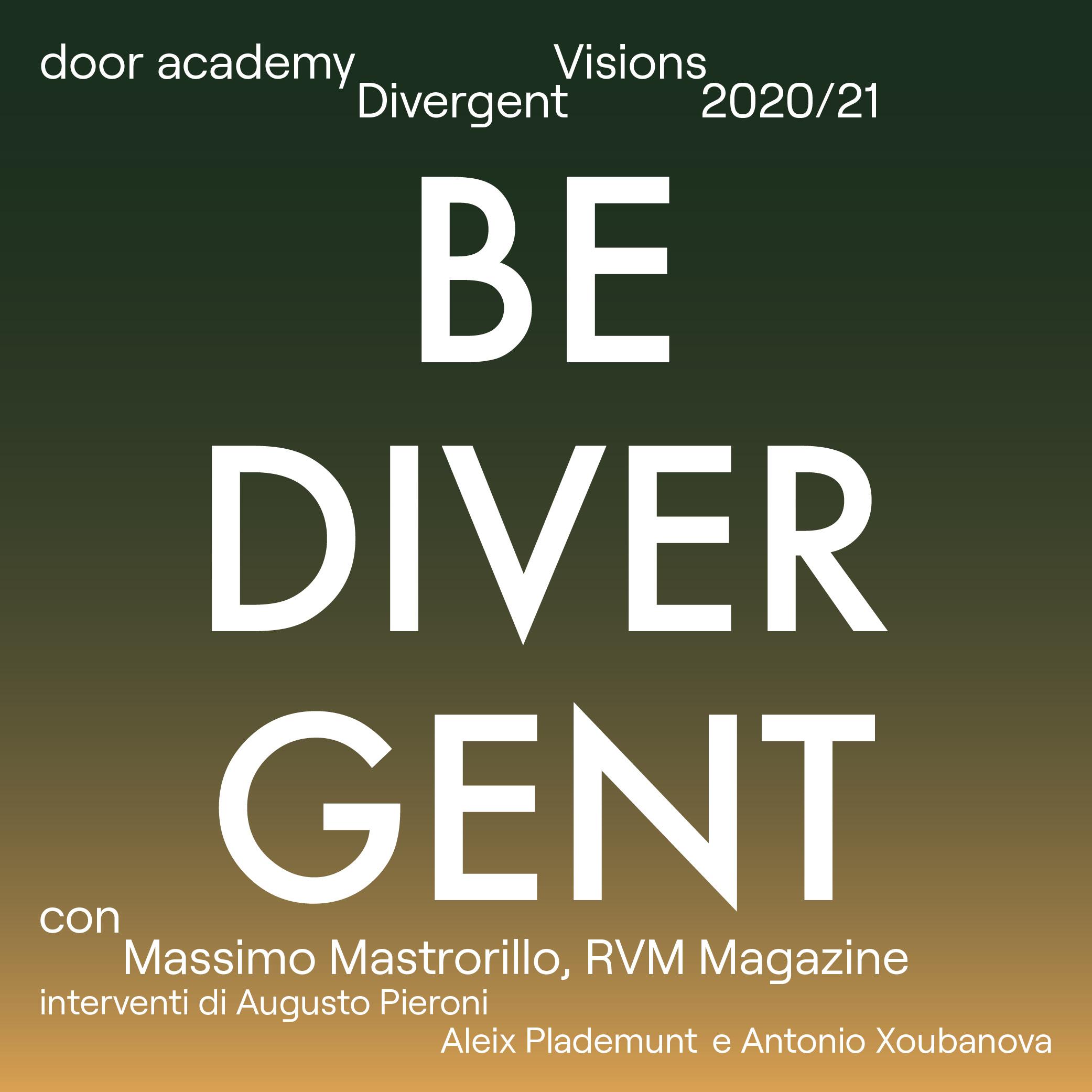 Door Academy 2020-2021/Divergent Visions